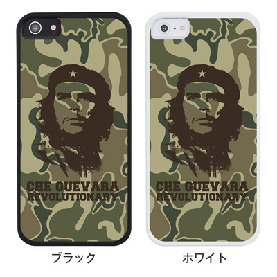 【iPhone5S】【iPhone5】【チェゲバラ】【iPhone5ケース】【カバー】【スマホケース】【ゲバラ】 ip5-CH105の画像