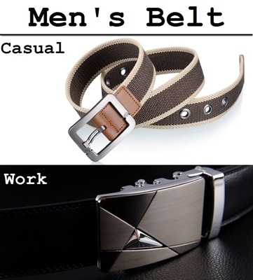 designer belt sale men 25jq  SALE Men Auto-Lock Belt / Casual Belts / Canvas Leather Work Play Waist  Fashion For Him Business Auto-Lock Guy