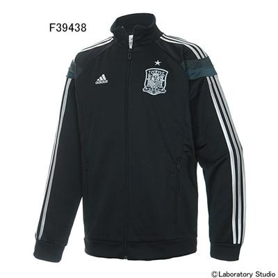 アディダス (adidas) スペイン代表  アンセムジャケット AH096 [分類:サッカー レプリカウェア (海外代表・海外クラブチーム)] 送料無料の画像