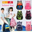 2017 GSS SALE School Bags for Kids Korean style kids bag Cartoon Backpack boy backpack girl backpack