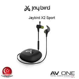[Jaybird]  X2 Sport wireless / Speakers / Microphones /1 Year Local warranty