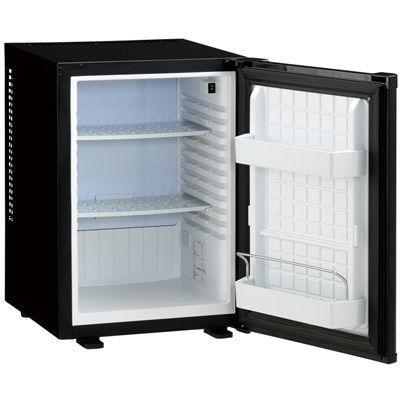 三ツ星貿易ペルチェ式40L冷蔵庫(ブラック)ML-640-B