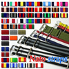 16mm 18mm 20mm 22mm 24mm nato watch strap band 252 color multiple variations choice