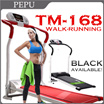 [PePu-Gym]NEW!*Treadmill* Pepu Walk-Running TM-168D/ TM-188/ Electric Foldable Treadmill/Running Machine/Local SG Stock/Exercise Device/Sit up/sports/massage/dumbbell
