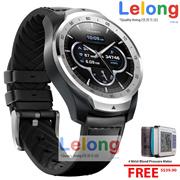 Ticwatch Pro Premium Ticwatch Pro Elegant SILVER smart watch power by google Wear OS SmartWatch
