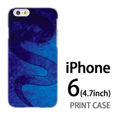 iPhone6 (4.7インチ) 用『No2 46』特殊印刷ケース【 iphone6 iphone アイフォン アイフォン6 au docomo softbank Apple ケース プリント カバー スマホケース スマホカバー 】の画像