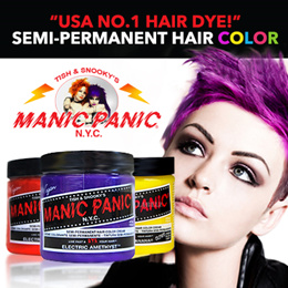 ★★NEW MANIC PANIC PASTEL RANGE COLOR AVAILABLE HERE★★  USA No.1 HAIR DYE // Direct from USA