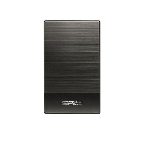 【クリックでお店のこの商品のページへ】シリコンパワー 【レグザ・アクオス対応】USB3.0/2.0 Diamond D05 ポータブルHDD 1TB SP010TBPHDD05S3T