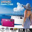 [Fujifilm]Z1000EXR 16Mega 5x Zoom Wireless Transfer ◆ 1 Year Warranty