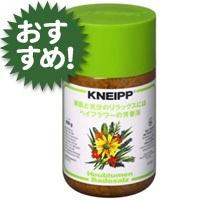 クナイプ KNEIPP バスソルト ヘイフラワーの香り 850gクナイプ/KNEIPP/バスソルト/芳香浴/入浴剤/岩塩/精油/ハーブ/ヘイフラワー/850g/の画像