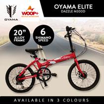 Oyama Elite Dazzle M300
