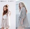 2016春夏韓国ゆったり麻綿スーツ+レースゴム腰パンツスーツ女カジュアルファッション潮/ 2点セット