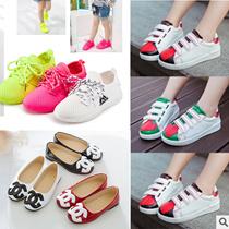 2016靴秋新型、韓版百搭親子の靴、潮爆項の学生板鞋、カジュアルシューズ