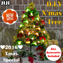 ❤2016 XMAS Special!❤ DIY Christmas Tree ★ INCLUDE FULL SET OF DECORATIONS ★ Luxury Christmas Tree ★ 50cm/60cm/150cm/180cm ★ Ready Stocks ★ [JIJI]