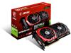「国内正規代理品」 MSI GTX 1080 GAMING X 8G [PCIExp 8GB]オリジナルヒートシンクファンも さらに進化を遂げた商品 [新品][即納可]