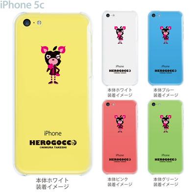 【iPhone5c】【iPhone5cケース】【iPhone5cカバー】【iPhone ケース】【クリア カバー】【スマホケース】【クリアケース】【イラスト】【クリアーアーツ】【HEROGOCCO】 29-ip5c-nt0012の画像