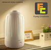 [Funky Creations]Aroma Ultrasonic Humidifier Big capacity LED Changing Light Timer Up to 5L