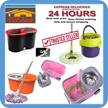 🇸🇬[Mop Series]🇸🇬 Magic Spin Mop/Spray Mop*Perfect Mothers Helper