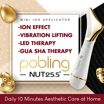 ❤ 24h-48h DELIVERY ❤44% DOWN RP❤ FRM BRAND OWNER❤ POBLING 4 IN 1 GUASHA IONIC MASSAGER APPLICATOR ❤