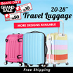 travel luggage  trolley bagwaterproof and lightweight/hello kitty/holiday/ coolstuff/hotstuff/ luggage