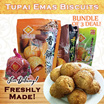 [BUNDLE OF 3!] No. 1 in Malaysia Taiping - Taiping Tupai Emas Biscuit directly imported into Singapore! Freshly made for you with wide variety of choices available.