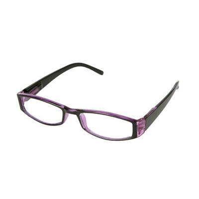 ダルトンリーディンググラス(老眼鏡)READINGGLASSESBK/PURPLE2.5WA008BPL/2.5