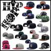 2016年-新作更新★刺繍★送料無料★ 日韓のファッションのスナップバック/100%実物写真/セレブが愛用する大人気のキャップ/ bigbang/G-Dragon/hiphop/ ベースボールキャップ/ 野球帽 / メンズ帽子 / NY キャップ / 帽子ヒップホップ帽平に沿ってhiphopヒップホップの帽子スタッズ付き/CAP /NY CAP/CAPS