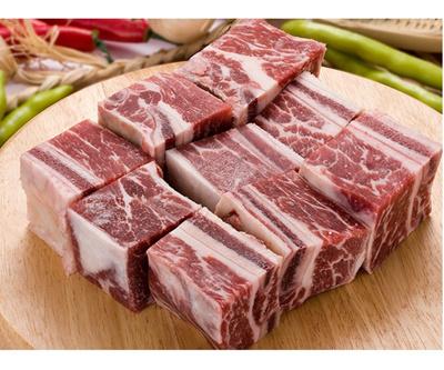 【韓国食品・韓国の冷凍品】 ■特上牛カルビチム用(1kg)■の画像