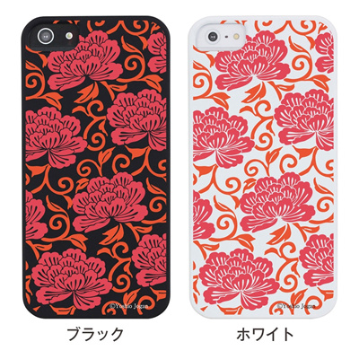 【iPhone5S】【iPhone5】【和柄】【iPhone5ケース】【カバー】【スマホケース】【ケース】 ip5-wa-017の画像