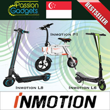 ★Authorized Seller★ LTA Compliance INMOTION L8/L8F P1 / P1F Electric Scooter / Ebike / Bicycle