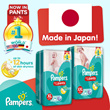 [PnG] NEW Made in Japan Pampers Baby Dry Pants / Pampers Baby Dry Tape Diapers | Exclusive Made In Japan Quality From The World #1 Diaper Brand | Pants M-XXL | Tapes NB-XXL | Swaddlers | Cruisers