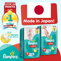 [PnG] Made in Japan Pampers Baby Dry Pants / Pampers Baby Dry Tape Diapers | Japan Quality From The World #1 Diaper Brand | Pants M-XXL | Tapes NB-XXL | Swaddlers | Cruisers
