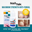 [$9.90 ONE DAY SALE] Nail Tek Maximum Strength Anti-Fungal 0.33 fl oz 10ml | Anti Fungus / Fungal Treatment / Full Range