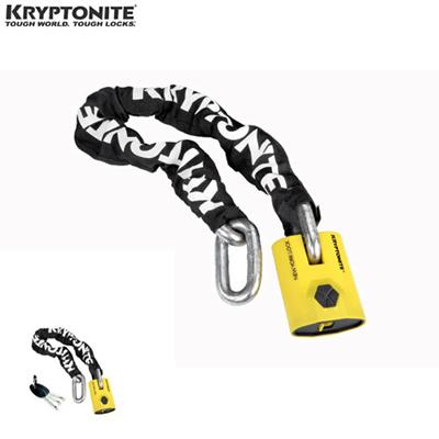 KRYPTONITE(クリプトナイト) 1515 Chain&Padlock 999577 【バイク用品 盗難防止品 鍵 ロック】の画像