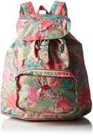 Oilily FF Folding Classic Backpack OCB6111-107 Damen Rucksackhandtaschen 33x41x16 cm (B x H x T), Pink (Melon 107)