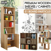 ★Shelves/Cabinets/Wardrobes ★Bookshelves ★Storage ★Furniture ★Rack ★Organizer ★E1 Wood