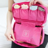 Travel underwear pouch/(bag in bag)home organizer