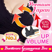 ⏰🔥10% OFF COUPON 【JAPAN】★Bust UP Natural Breast Enlargement / Beauty Night Bra
