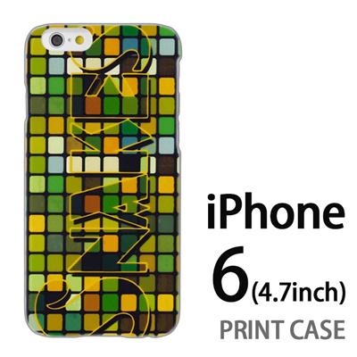 iPhone6 (4.7インチ) 用『No2 60』特殊印刷ケース【 iphone6 iphone アイフォン アイフォン6 au docomo softbank Apple ケース プリント カバー スマホケース スマホカバー 】の画像