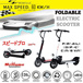 ★Speed-Pro Electric Scooter ★ 8 and 10 inch ★ NET PRICE WITH 1 YEAR WARRANTY NO HIDDEN CHARGES ★ E-scooter ★ 3 models available ★ MrHomeSG★