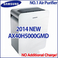 [SUPER TIMESALE]★ SAMSUNG ★ NEW AX40H5000GMD - 41.6㎡ / AX40H5000UWD / AX037FCVAUWD / AX20H5000EBD / Haze / 3 Steps HEPA Filter / Anti-Virus / Air purifier / Cleaner/