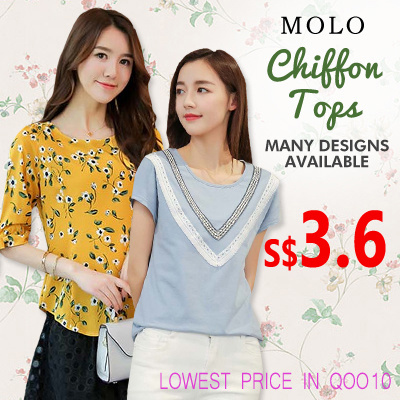 S$3.6 LOWEST PRICE chiffon tops /blouse/ plus size/ off shoulder top/good quality Deals for only S$9.8 instead of S$0