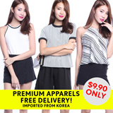 【TANGO SHOP / Korea Imported / Free Shipping】July New Arrivals ★Premium Top/Bottom/Dress★