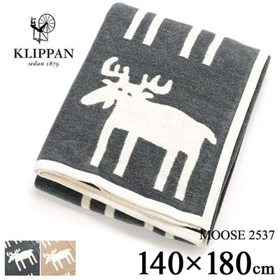 クリッパン KLIPPAN シュニールブランケット 2537 MOOSEの画像