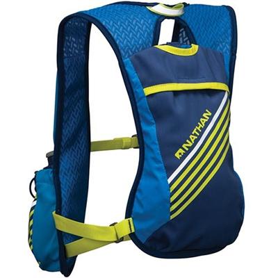 ネイサン(NATHAN) FireCatcher B61557000 N.BLUE/E.BLUE 【トレイルランニング レースベスト バッグ かばん 超軽量】の画像