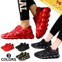 【予約】【送料無料】メンズファッション/スポーツシューズ/スニーカー/履き心地よい/ソフト/運動/ショッピング/お靴/36-44 sizes/ 2 styles