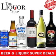FREE DELIVERY HOEGAARDEN ROSEE/OTHER BEERS[USE QOO10 $8 COUPON/BAILEYS $34.44/H.ROSEE $36.44