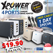 XPower Smart Chargers   Qualcomm Quick Charge 3.0   Smart Charging   Local Warranty   Local Seller!