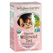 Earth Mama Angel Baby Organic Milkmaid Tea Fragrant Fennel Herb Caffeine Free 16 Tea Bags 1.23 oz  35 g