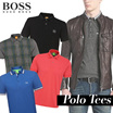 BOSS SALES! 60% Off Authentic Boss Polos! Latest Styles from Boss/ Boss Orange/ Boss Green! Best Xmas Gifts n New Year Clothes!